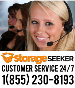 Customer Service Representative From Storage Seeker