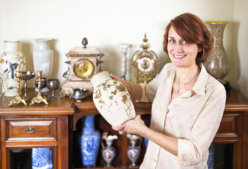 How to Properly Care For and Store Your Beautiful Antiques When Moving