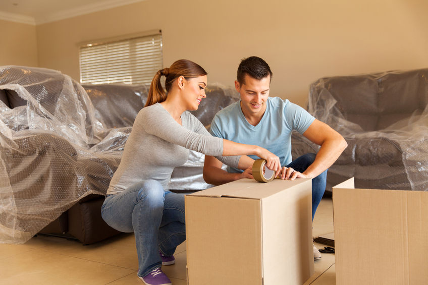 How to Prepare and Pack When Moving into a New Home