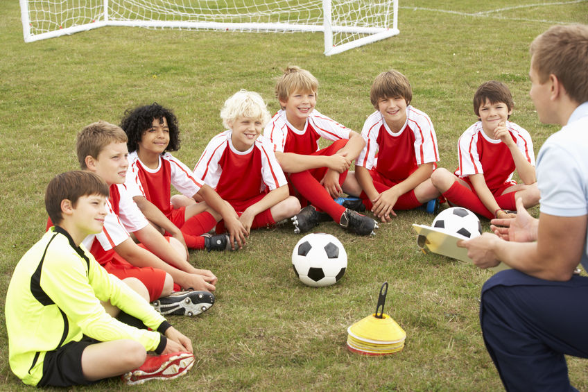 Coaching a Sports Team this Spring? Stay Organized With These Simple Ideas!