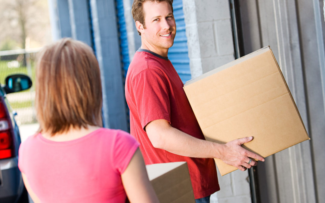 5 Reasons to Rent a Self-Storage Unit When Moving