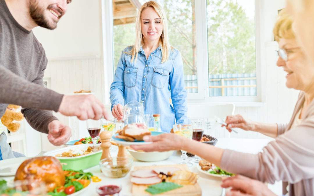 Hosting Thanksgiving This Year? Get Your Home Company-Ready With 3 Simple Tips!