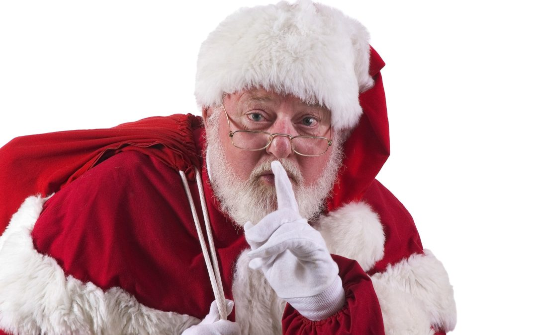 The Secret Behind Santa's North Pole Operation