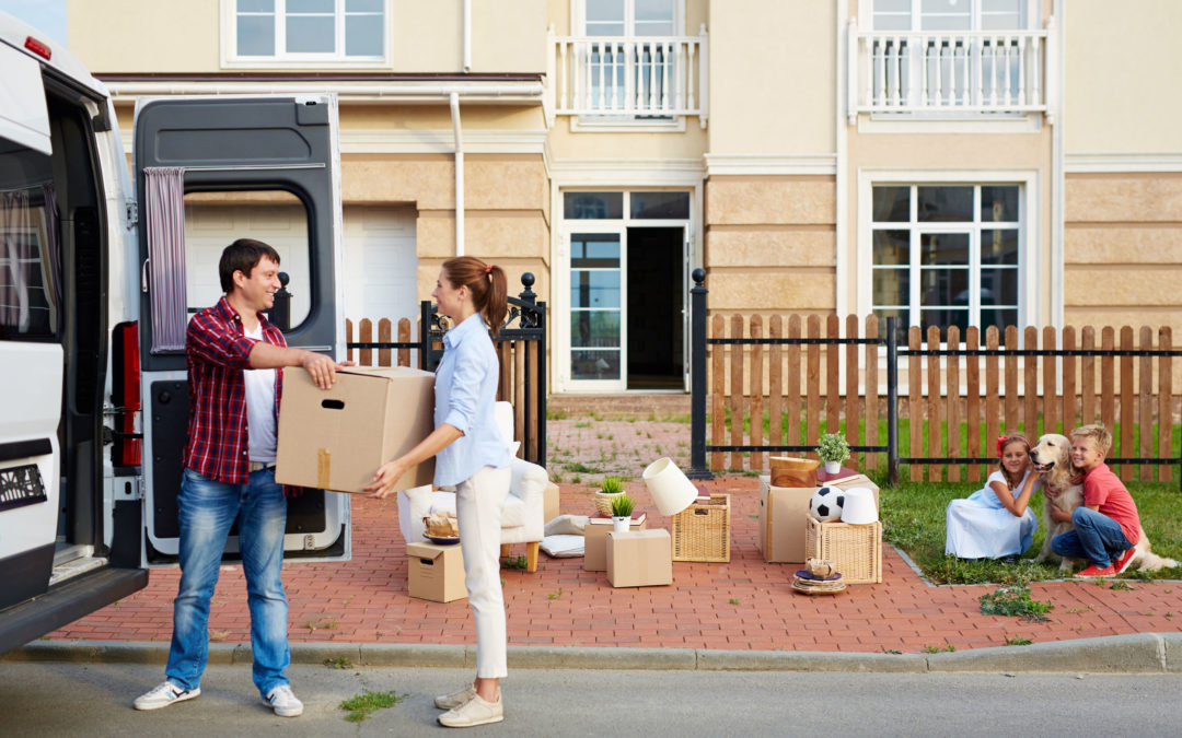 5 Reasons Families Choose To Rent A Self Storage Unit When Moving