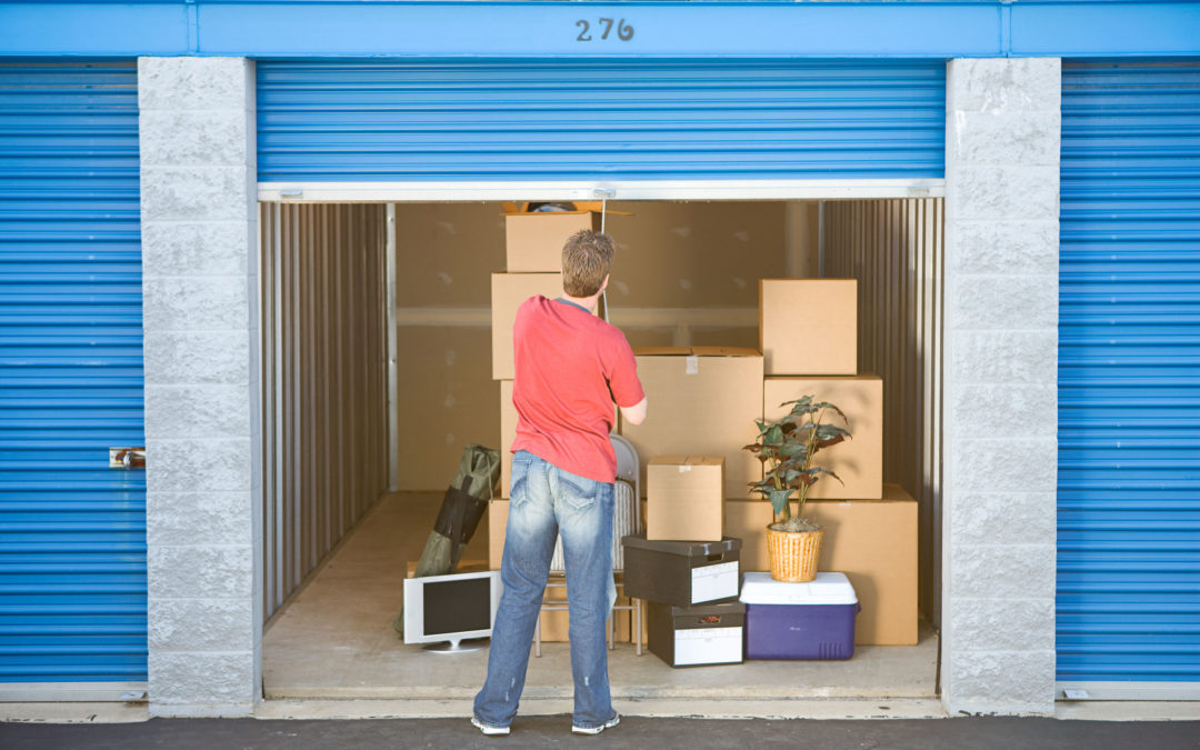 Selling Your Home This Summer? Keep Your Move Organized By Renting Mini-Storage