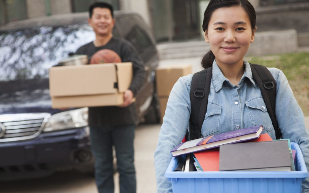 Heading off to College? Here are 3 Reasons Why You Should Rent Self-Storage.