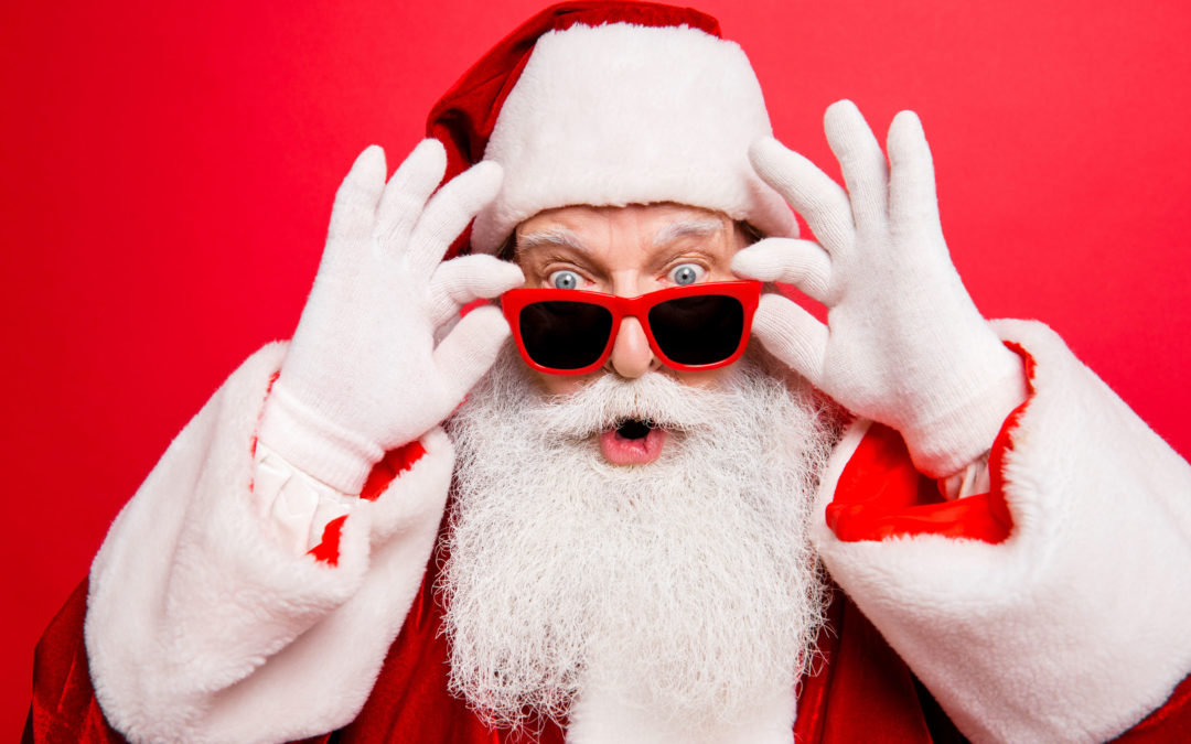 Learn How Self-Storage Keeps Santa's Holiday Operation Running Smoothly