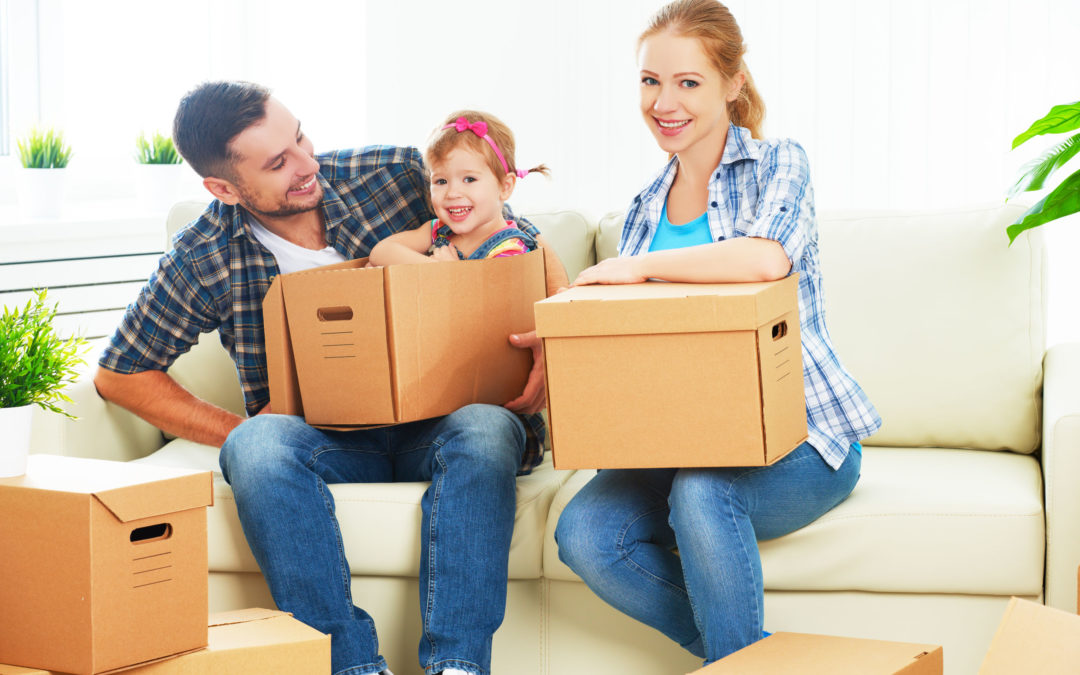 Make Your Move to a New Home Easier on your Kids with 3 Simple Tips!