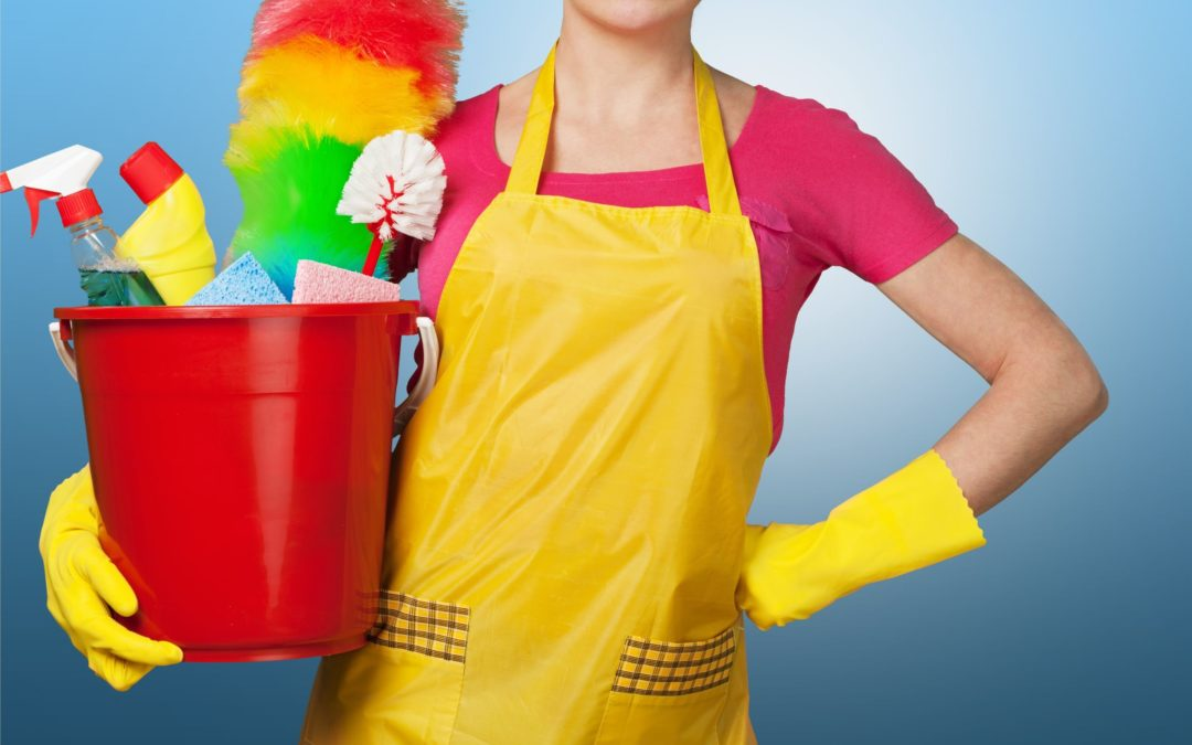 3 Spring-Cleaning Tips To Get Your Home in Tip-Top Shape