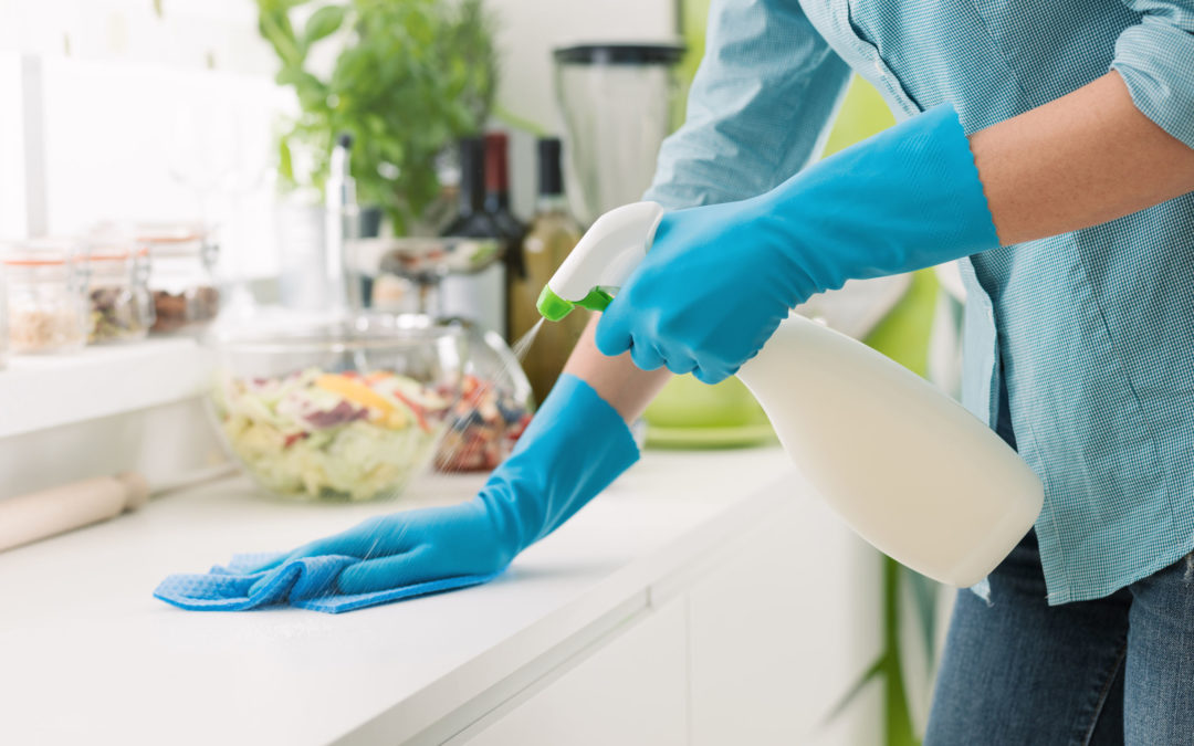3 Ways to Deep Clean Your Home During the COVID-19 Pandemic