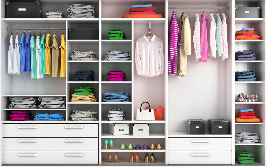 How to Get Your Home Clutter-Free and Organized