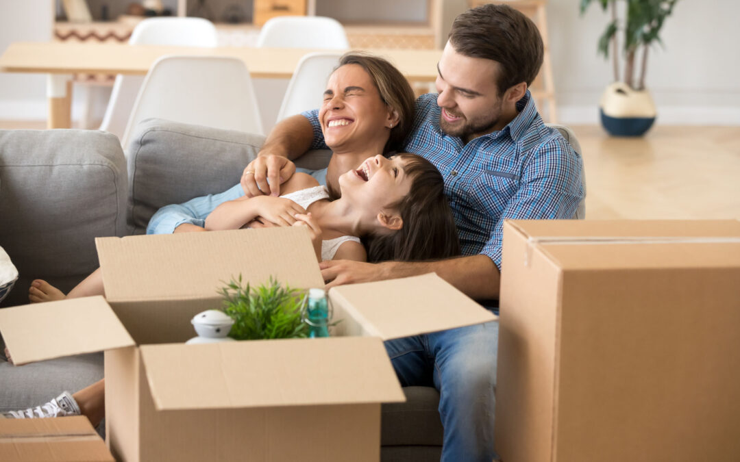 Dear Storage Seeker: We are moving this fall. How can we make it easier on our kids?