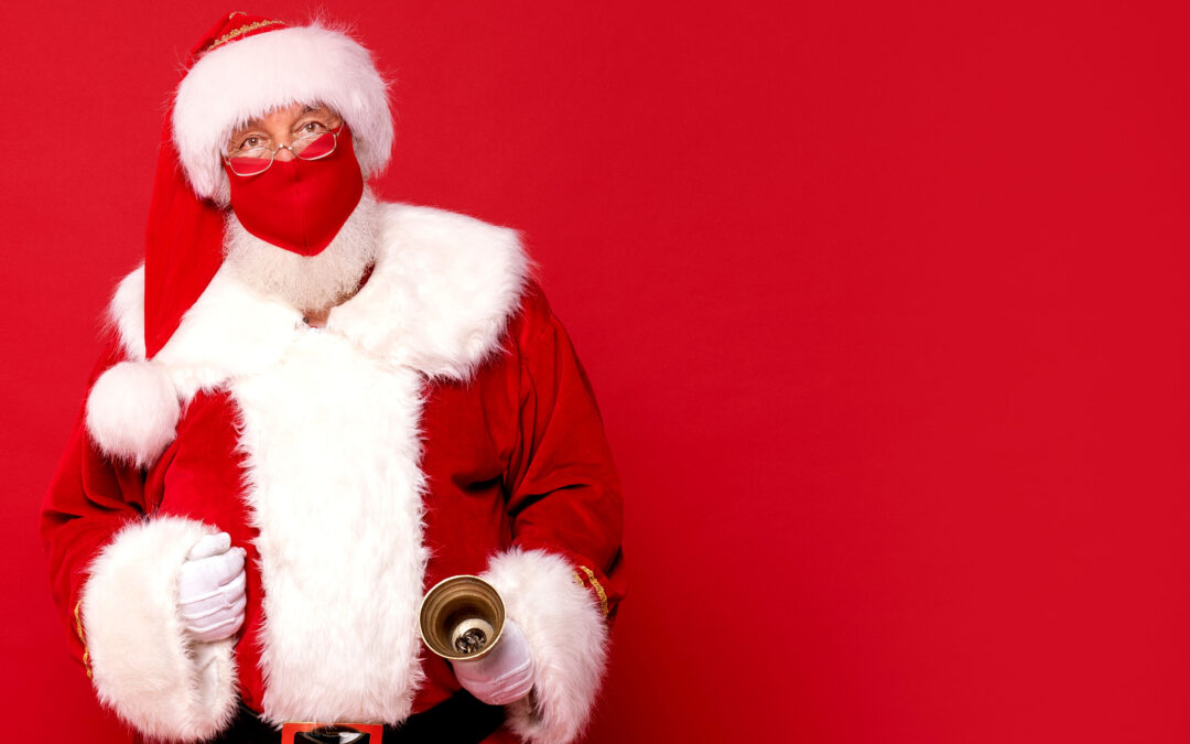 How Santa's Holiday Operation Looks Different This Year