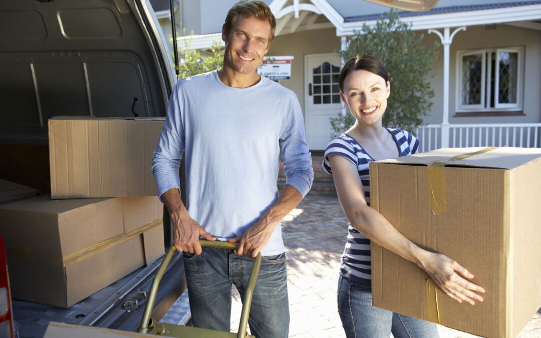 Moving this Spring? 5 Tips to Make Moving Easier.