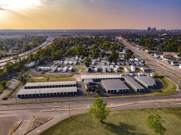 Lowest Three 5×5 Self Storage Unit Prices in Dayton, OH as of June 17, 2021