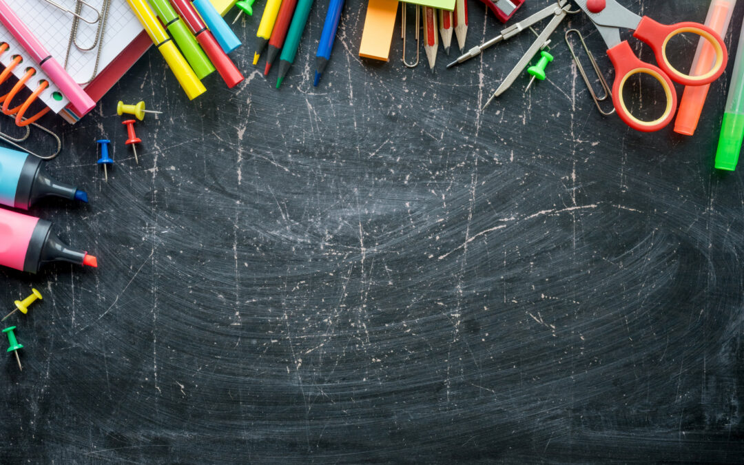 Back to School Tips That Will Keep Your Home Organized