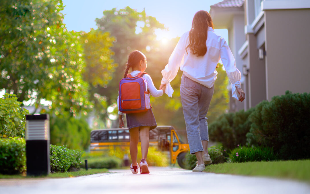 3 Simple Tips to Set Up a Back to School Routine